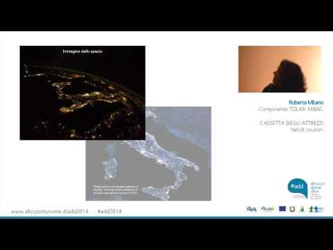 ADD Abruzzo Digital Days - 1 - Next Tourism - Roberta Milano