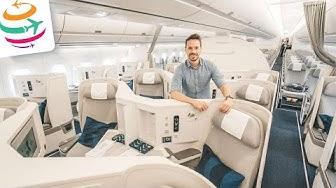 Finnair Business Class A350 von Helsinki nach Bangkok | YourTravel.TV