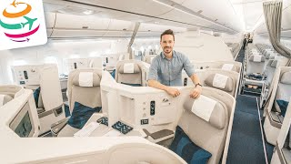Finnair Business Class A350 von Helsinki nach Bangkok | YourTravel.TV