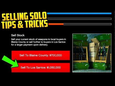 Make HOW TO MAKE MONEY WITH THE GUNRUNNING DLC! BEST SOLO METHODS + TIPS & TRICKS! Snapshots