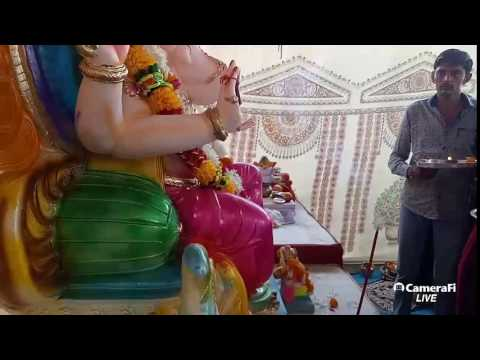Rajesh Ahir's broadcast