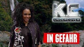 K.C. UNDERCOVER - Clip: In Gefahr | Disney Channel