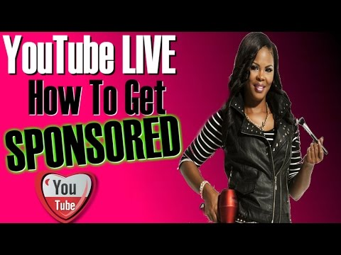 🔴How To Get Sponsored & Build Your Media Kit 🔴Work From Home