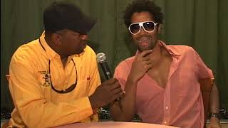 Blue Tube - Interview with Eric Benet
