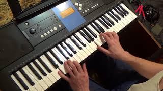 Breaking Benjamin - Down piano cover