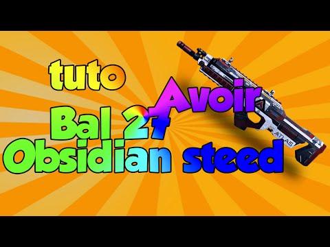 Tuto Obtenir Armes Ameliorée (Bal 27 Obsidian) // Advanced Warfare (Patché)