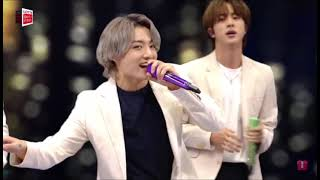 BTS (방탄소년단) - Dynamite // Lotte Duty Free Family Concert 2021