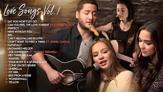 Download Boyce Avenue Acoustic Cover Love Songs/Wedding Songs (Connie Talbot, Jennel Garcia, Hannah Trigwell)