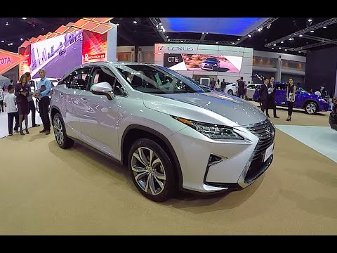 New 2016 Crossover Lexus Rx 200t 2017