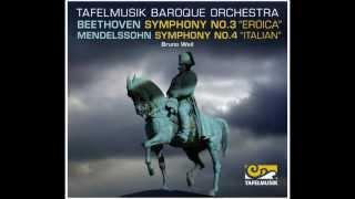 "Mendelssohn Symphony no. 4, op. 90 ""Italian"" Andante con moto"