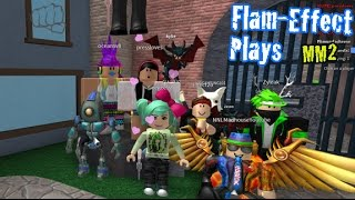 Roblox Murder Mystery 2 | Did I win ? | Youtuber collab
