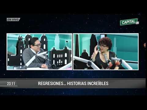 994 Psic. Ery Cervantes.  Entrevista Por Anthony Choy Radio Capital,  Lima Perú.