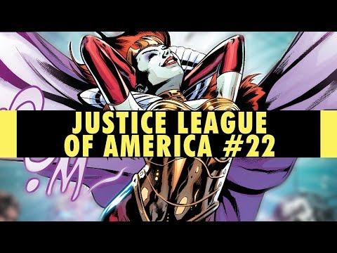Fatal Fable|Justice League of America #22 Review
