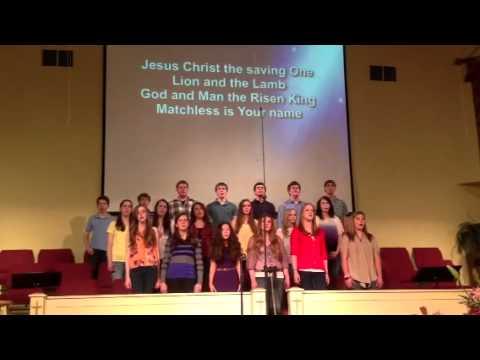 First Baptist Church Fisherville Youth Choir