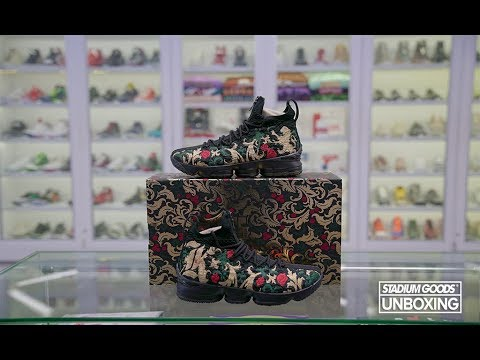 "3532d9d92a1b UNBOXING  Kith x Nike LeBron 15 Performance ""Closing Ceremony"" - YouTube"