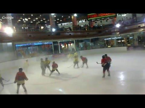 Indonesia Ice Hockey League (IIHL) Junior 2016 - Game #6