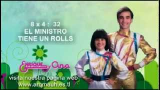 75- ENRIQUE Y ANA - LA TABLA DEL OCHO - audio y letra