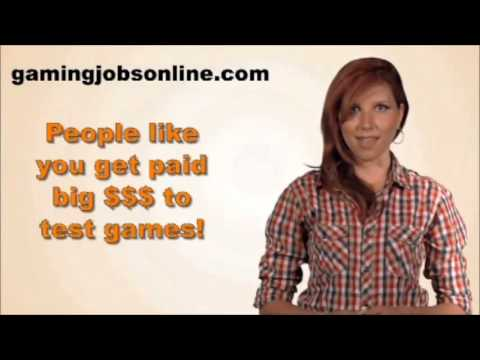 make money gaming online video game tester jobs get paid by playing video games 5720