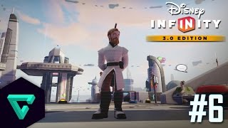 Disney Infinity 3.0 - Star Wars: Twilight of the Republic - Ep 6: A Jaunt with Jar Jar (1080p60)