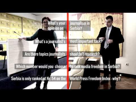 Serbia - Land of no media freedom?