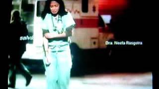 Chamada de E.R. - 15ª Temporada (Warner) - Neela