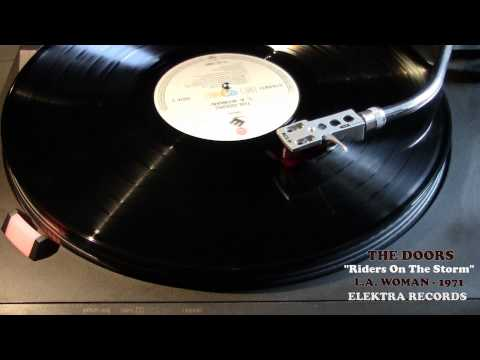 """The Doors - """"Love Her Madly"""" & """"Riders On The Storm"""" (Vinyl)"""