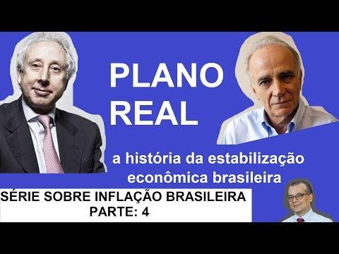Série sobre inflação brasileira parte 4: O Plano Real e a estabilização (#Matrix 107)