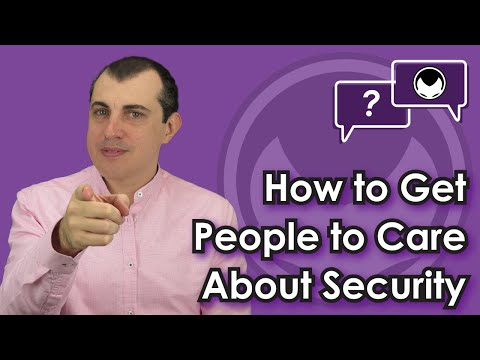 Bitcoin Q&A: How to Get People to Care About Security