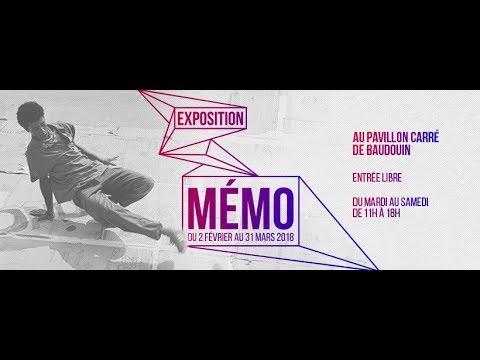Exposition MÉMO • Reportage Arte Info