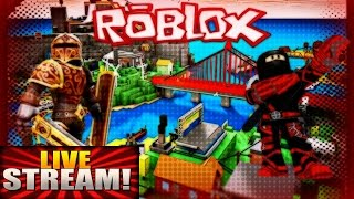 ► ROBLOX-LIVESTREAM-PLAYING AND CHATTING WITH THE GALLEY-10/11 #RUMO3800 ◄