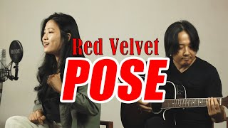 Red Velvet 레드벨벳 'Pose' Acoustic ver. cover by Vanilla Mousse…