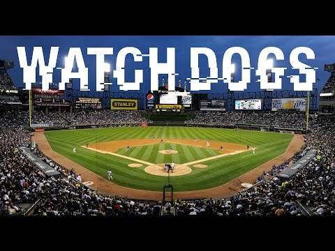 Watch Dogs Glitch How To Get Onto US CELLULAR Field PS Watch - Us cellula r field inside map