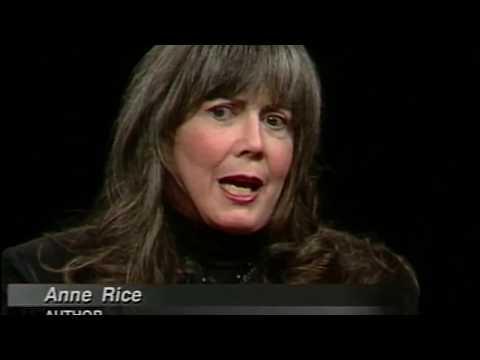 Anne Rice interview (1998)