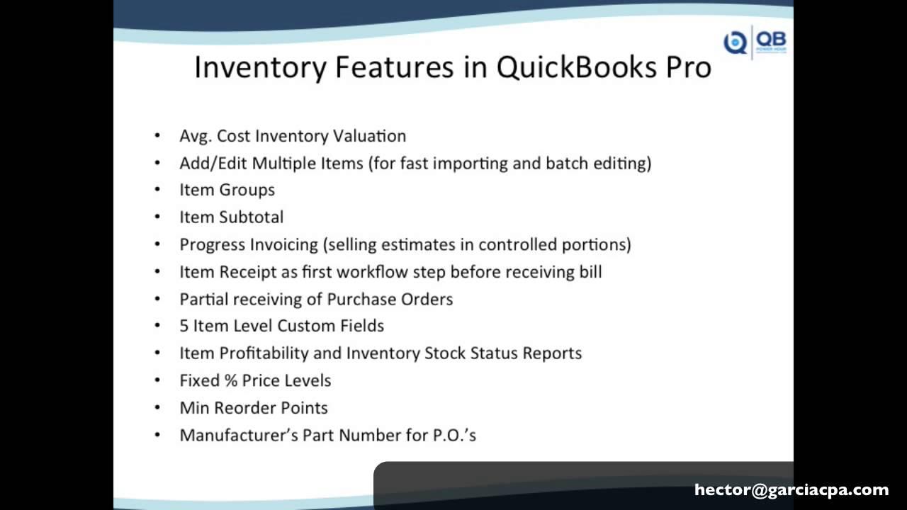 Hector Garcia – Experts in QuickBooks – Consulting & QuickBooks
