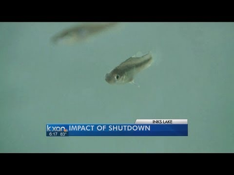 Fish Hatchery Gets By With One Staffer