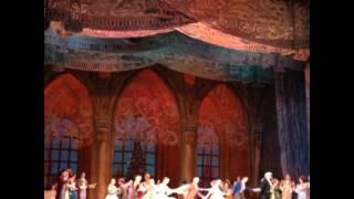 Балет Щелкунчик, театр оперы и балета Воронеж