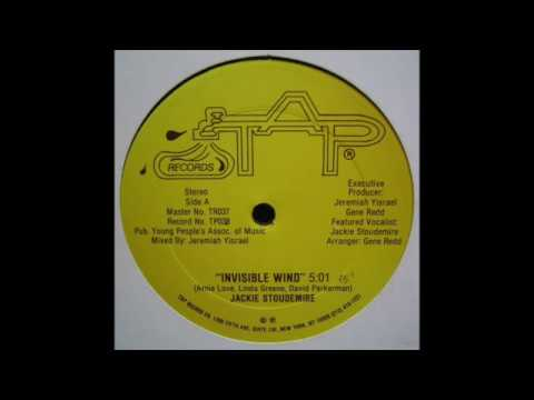 JACKIE STOUDEMIRE - INVISIBLE WIND Wind (TP038)