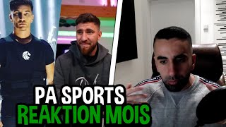 PA Sports REAGIERT auf Mois vs. Asche Teil 2 | PA Sports Stream Highlights