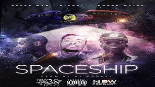 Nikosi feat. Fetty Wap & North Maine - Spaceship (Audio)