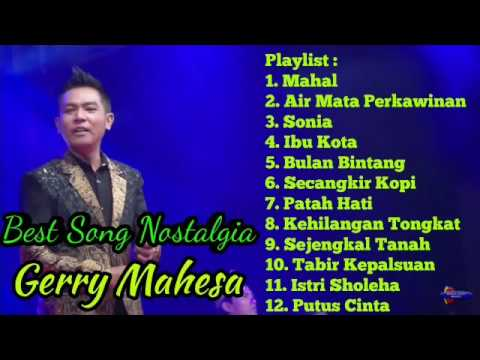 "Best Song Nostalgia Gerry Mahesa ""New Pallapa"" 1 Jam Non Stop"