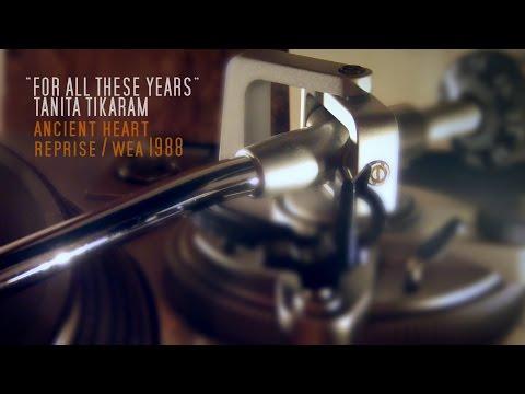 TANITA TIKARAM / FOR ALL THESE YEARS / VINYL