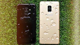 Samsung Galaxy A8 2018 - FLAGSHIP LEVEL!!!