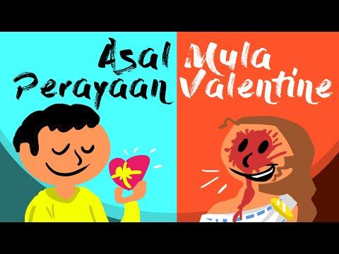 Asal Mula Perayaan Valentine