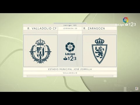 Previa Real Valladolid vs Real Zaragoza