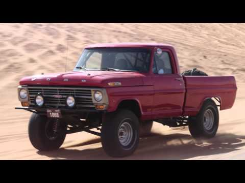 """""""Sloppy"""" - The BIG Red Ford - /BIG MUSCLE"""