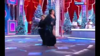 Лолита. Новый год. Танец. Голая. Россия 1