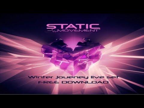 Static Movement - Winter Journey Live Set ᴴᴰ