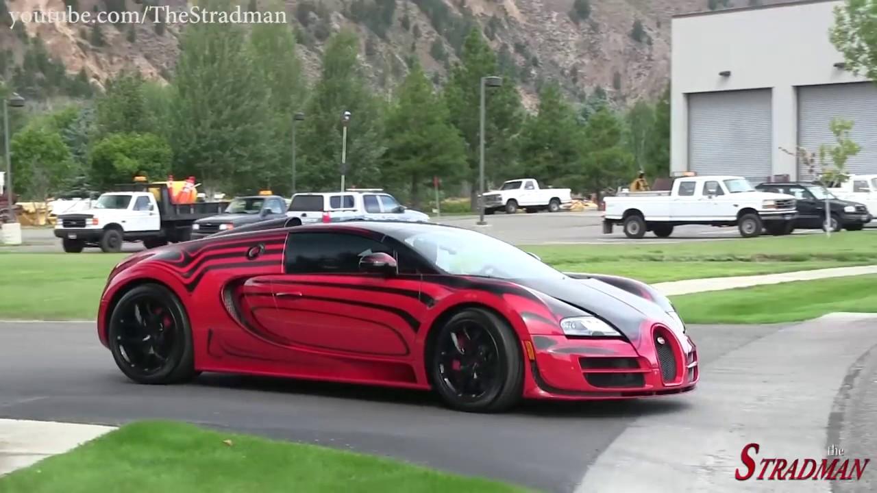 Supercars Bugatti Veyron