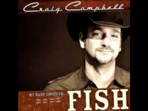 Craig Campbell-Fish(With Lyrics)