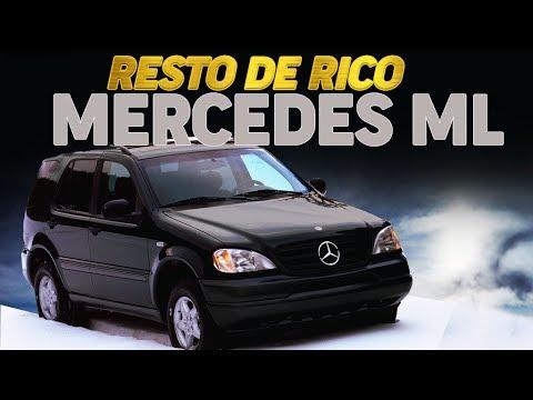 PRIMEIRO SUV DE LUXO MERCEDES  ML320 430 - RESTO RICO DA SEMANA| ApC